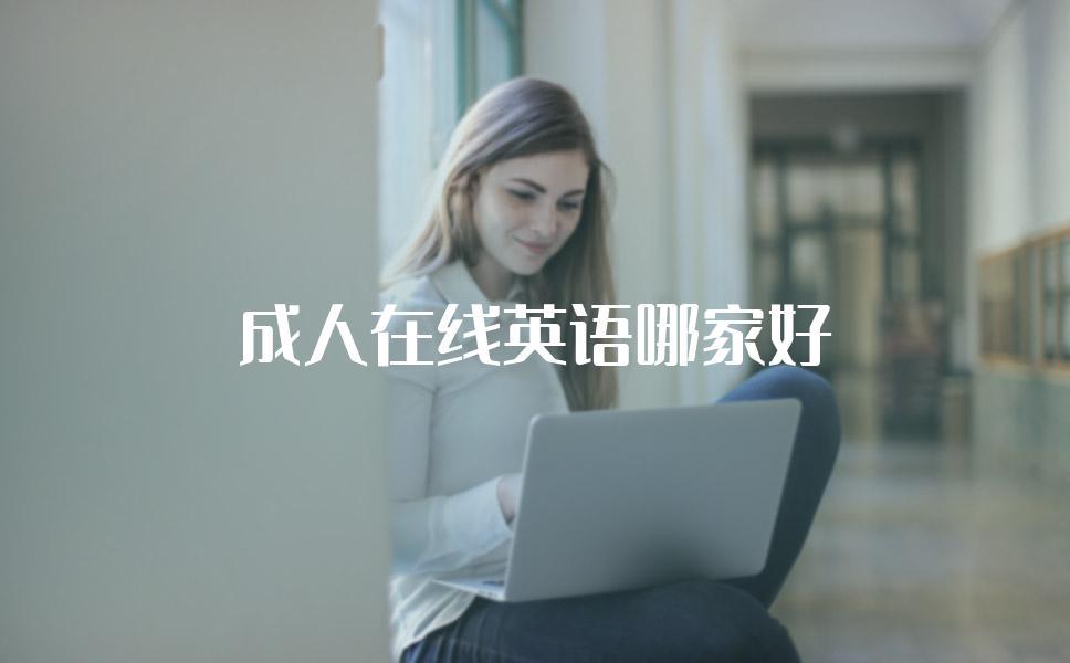 成人在线英语培训班哪家好?如何选到优质的培训机构?
