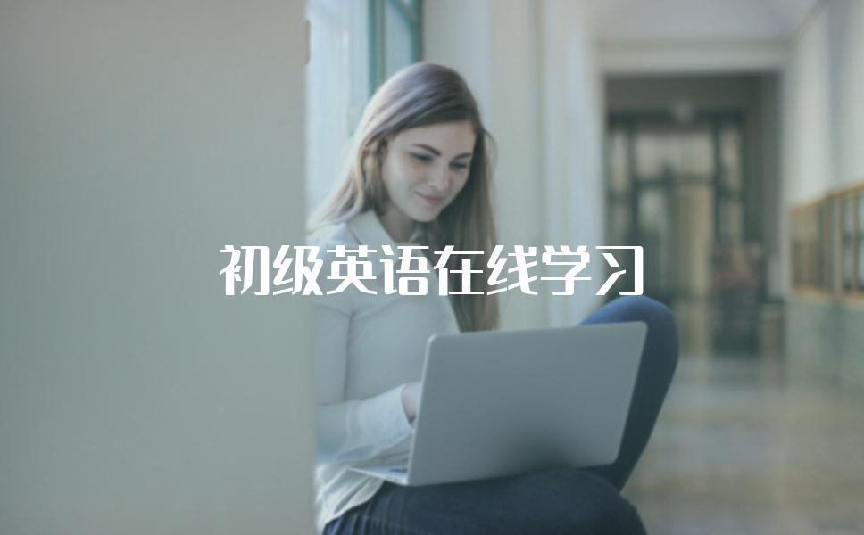 初级英语在线学习应该选择哪家培训机构比较好?