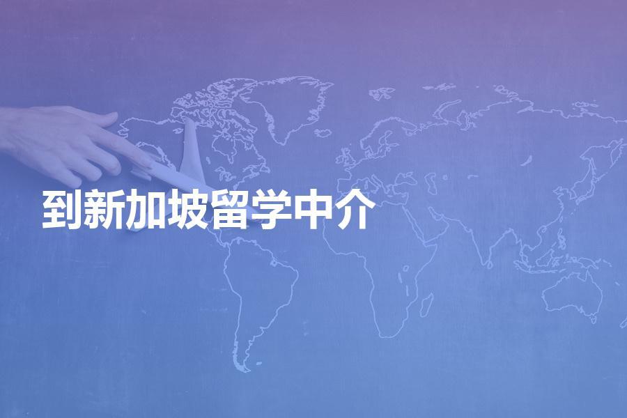 到新加坡留学,怎样选择留学中介机构?最强机构选择技巧分享