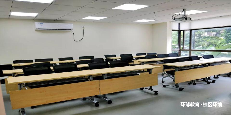 寧波環球教育校區環境4