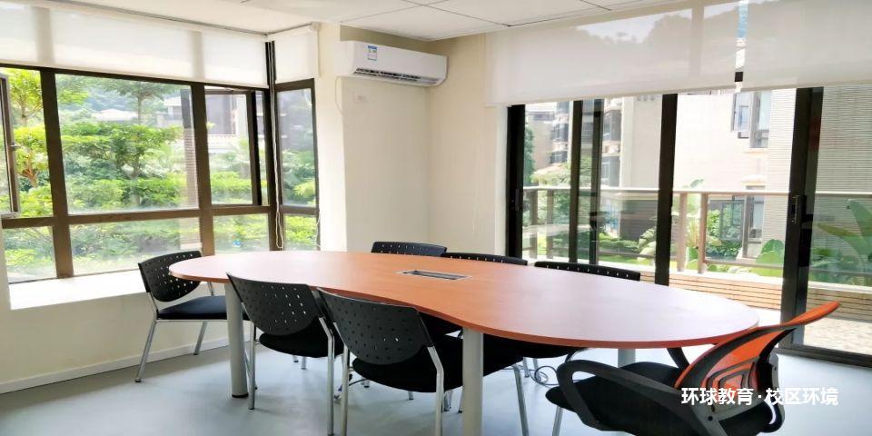 寧波環球教育校區環境3